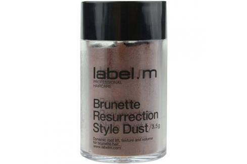 label.m Complete vlasový pudr pro hnědé odstíny vlasů  3,5 g Pudry na vlasy