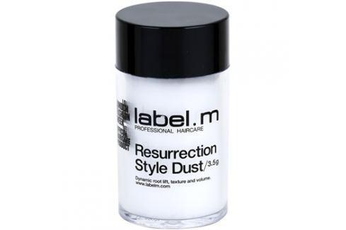 label.m Complete vlasový pudr pro objem od kořínků  3,5 g Pudry na vlasy