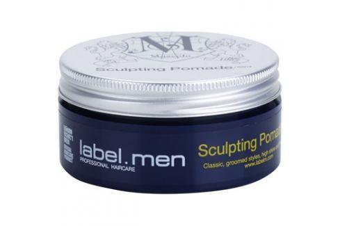 label.m Men tvarující pomáda do vlasů  50 ml Gely na vlasy