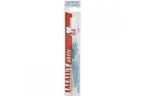 Lacalut Aktiv zubní kartáček soft Kartáčky