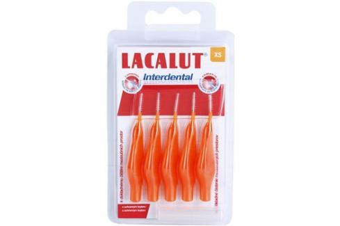 Lacalut Interdental mezizubní kartáčky s krytkou 5 ks Mezizubní kartáčky