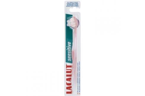 Lacalut Sensitive zubní kartáček soft Light Pink Kartáčky