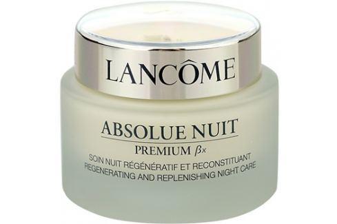 Lancôme Absolue Premium ßx noční zpevňující a protivráskový krém  75 ml Zpevňující péče