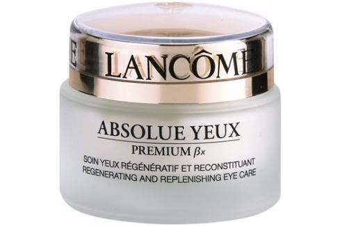 Lancôme Absolue Premium ßx oční zpevňující krém (Regenerating and Replenishing Eye Care) 20 ml Zpevňující péče