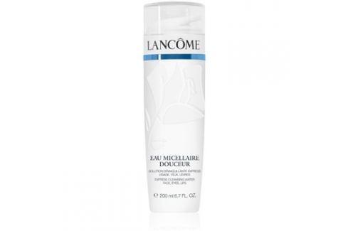 Lancôme Eau Micellaire Douceur micelární čisticí voda s vůní růží  400 ml Odličovače očí