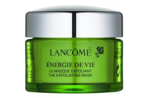 Lancôme Énergie De Vie čisticí maska pro všechny typy pleti včetně citlivé  15 ml Pleťové masky