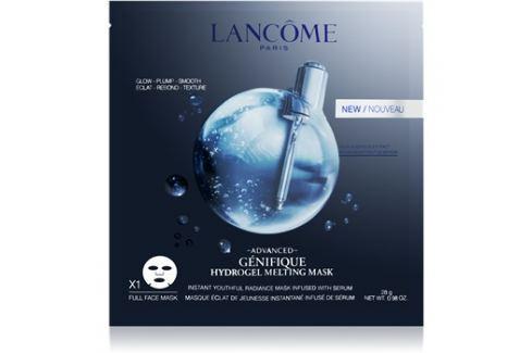 Lancôme Génifique Advanced omlazující a rozjasňující maska s hydratačním účinkem Hydrogel Melting Mask 28 g Pleťové masky