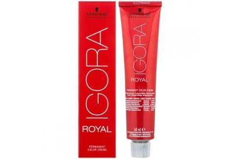 Schwarzkopf Professional IGORA Royal barva na vlasy odstín 0-22  60 ml Barvy na vlasy