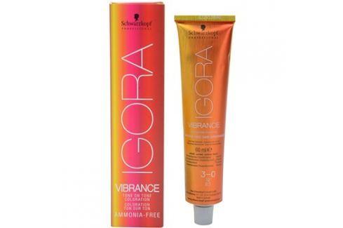 Schwarzkopf Professional IGORA Vibrance barva na vlasy odstín 7-77  60 ml Barvy na vlasy