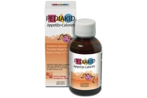 PEDIAKID Pro chuť k jídlu 125 ml Vitamíny a minerály pro děti
