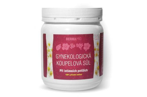 Gynekologická koupelová sůl 500g Intimní péče