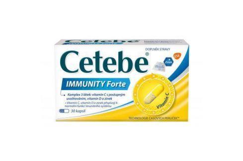 Cetebe IMMUNITY Forte cps.30 Na imunitu