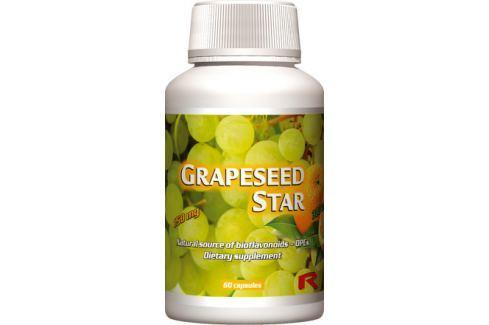 Grapeseed Star 60 cps Zdravé žíly, cirkulace