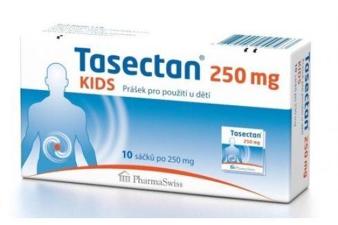 Tasectan 250mg/10sáčků Zažívací potíže