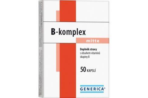 B-komplex mitte Generica cps.50 Na nervy