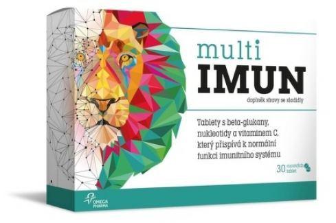 MultiIMUN tablety 30 Matka a dítě