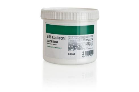 AROMATICA Bílá toaletní vazelína s vit.E 500 ml Kosmetika a drogerie