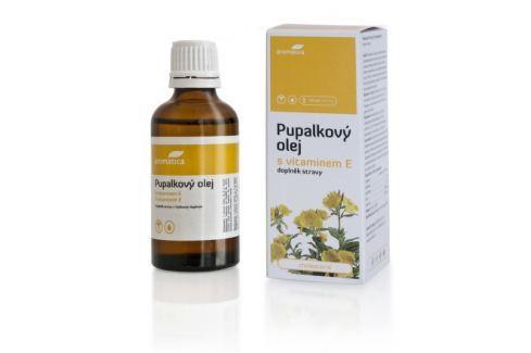 AROMATICA Pupalkový olej s vit.E od 3 let 50ml Cholesterol