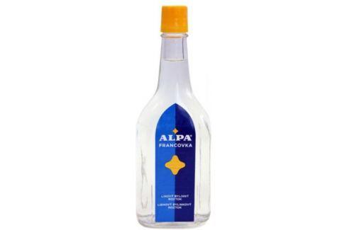 Alpa Francovka lihový bylinný roztok 160 ml Masážní přípravky