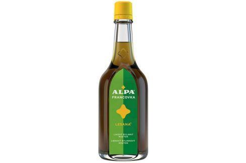 Alpa Francovka Lesana lihový bylinný roztok 160 ml Masážní přípravky