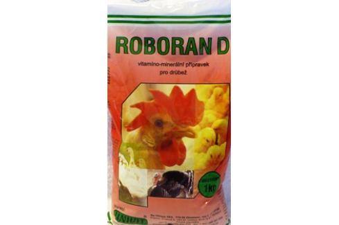 Roboran D pro drůbež kompletní přísada do krmiva 1 kg Prasata, drůbež
