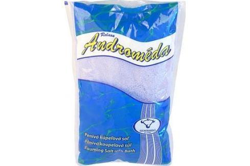 Androméda Levandule koupelová sůl 1 kg Koupelové soli