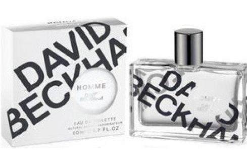David Beckham Homme toaletní voda 30 ml Pánské parfémy