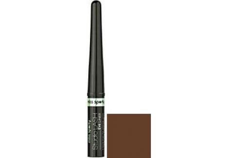 Miss Sporty Studio Lash tekuté oční linky 002 Dark chocolate 3 ml Oční linky