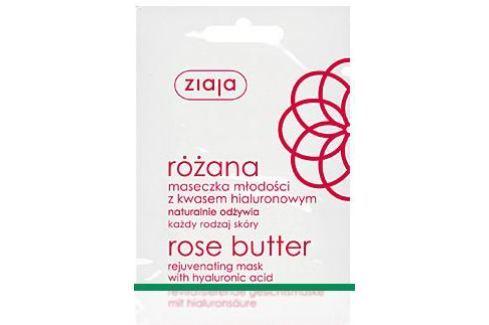 Ziaja Květ růže pleťová maska pro všechny pleti 7 ml Pleťové masky