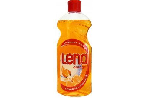 Lena Orange mycí prostředek na nádobí pH neutral, hustý gel 500 g Mycí prostředky