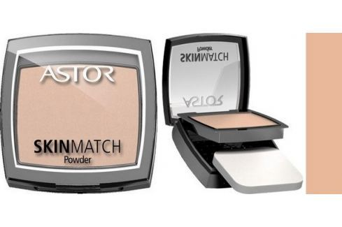 Astor Skin Match Powder pudr 200 Nude 7 g Pudry