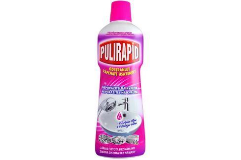 Pulirapid Aceto na vápenaté usazeniny tekutý čistič s přírodním octem 750 ml Čistící prostředky do koupelny a kuchyně