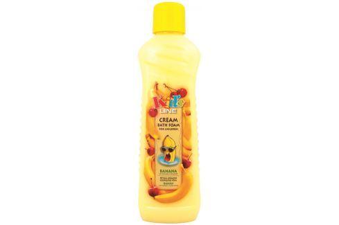 Bohemia Gifts & Cosmetics Kids Kids Banán koupelová pěna 1 l Dětská mýdla a přípravky do koupele