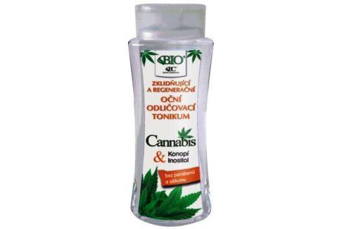 Bione Cosmetics Cannabis oční odličovací tonikum 255 ml Odličovače