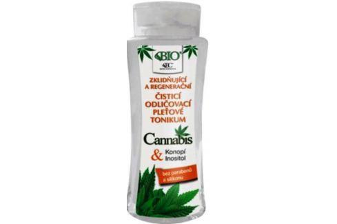 Bione Cosmetics Cannabis čistící odličovací pleťové tonikum 255 ml Odličovače