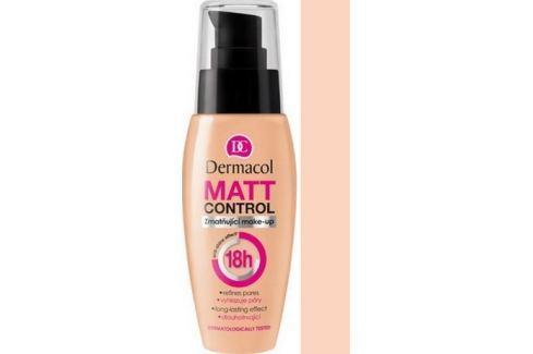 Dermacol Matt Control 18h make-up 1 Pale 30 ml Make-up