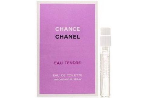 Chanel Chance Eau Tendre toaletní voda pro ženy 2 ml s rozprašovačem, Vialka Dámské parfémy