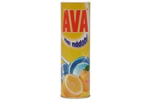 Ava Na nádobí čistící prášek na čištění běžného kuchyňského nádobí 400 g Mycí prostředky