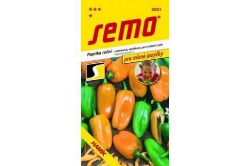 Semo Paprika roční zeleninová, lahůdková Hamík 30 semen Semena
