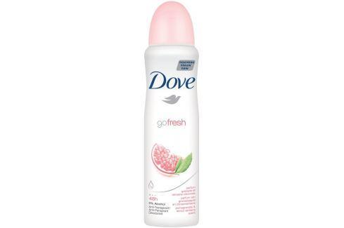 Dove Go Fresh Granátové jablko & Verbena antiperspirant deodorant sprej pro ženy 150 ml Deodoranty a antiperspiranty