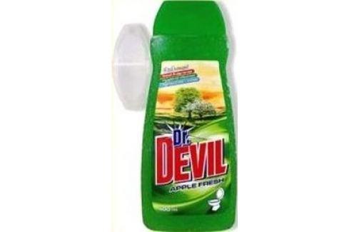 Dr. Devil Apple Fresh Wc gel 400 ml + koš Čistící prostředky na WC