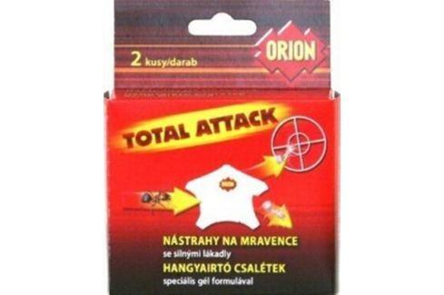 Orion nástrahy na mravence se silnými lákadly 2 kusy Hubiče, lapače a odpuzovače hmyzu