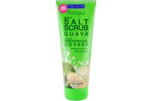 Freeman Feeling Beautiful Sůl a Guava Tělový peeling 150 ml Tělové peelingy