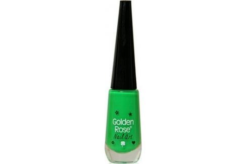 Golden Rose Nail Art zdobící lak na nehty odstín 104 7,5 ml Ostatní přípravky na nehty
