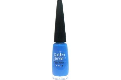 Golden Rose Nail Art zdobící lak na nehty odstín 126 7,5 ml Ostatní přípravky na nehty