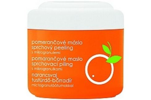 Ziaja Pomerančové máslo sprchový peeling s mikrogranulemi 200 ml Tělové peelingy