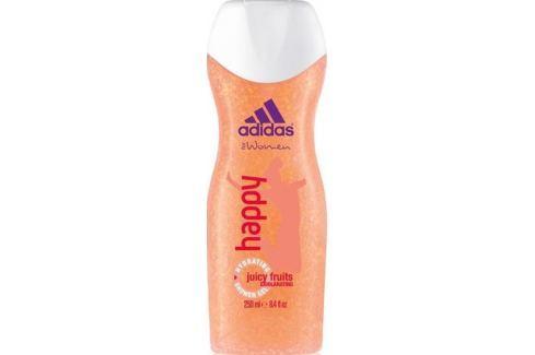 Adidas Happy Game sprchový gel pro ženy 250 ml Sprchové gely