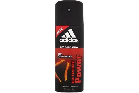 Adidas Extreme Power deodorant sprej pro muže 150 ml Deodoranty a antiperspiranty