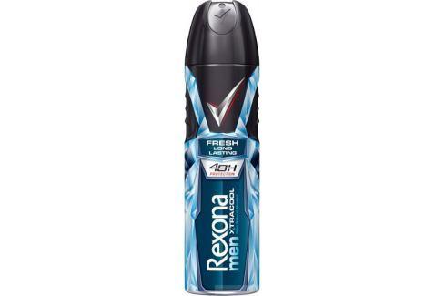 Rexona Men Fresh Xtra Cool antiperspirant deodorant sprej pro muže 150 ml Deodoranty a antiperspiranty