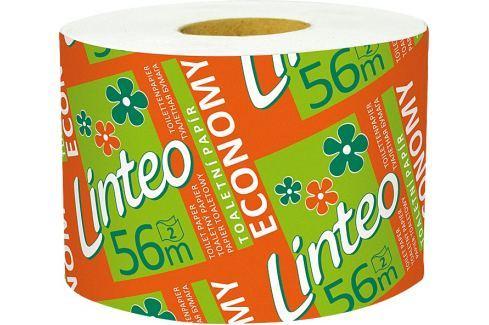 Linteo Economy toaletní papír 2 vrstvý 56 m 1 kus Toaletní papír